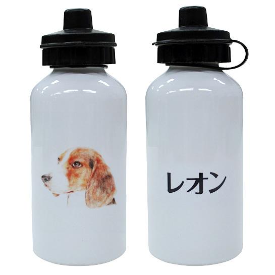 名入れウォーターボ ビーグル 日本字