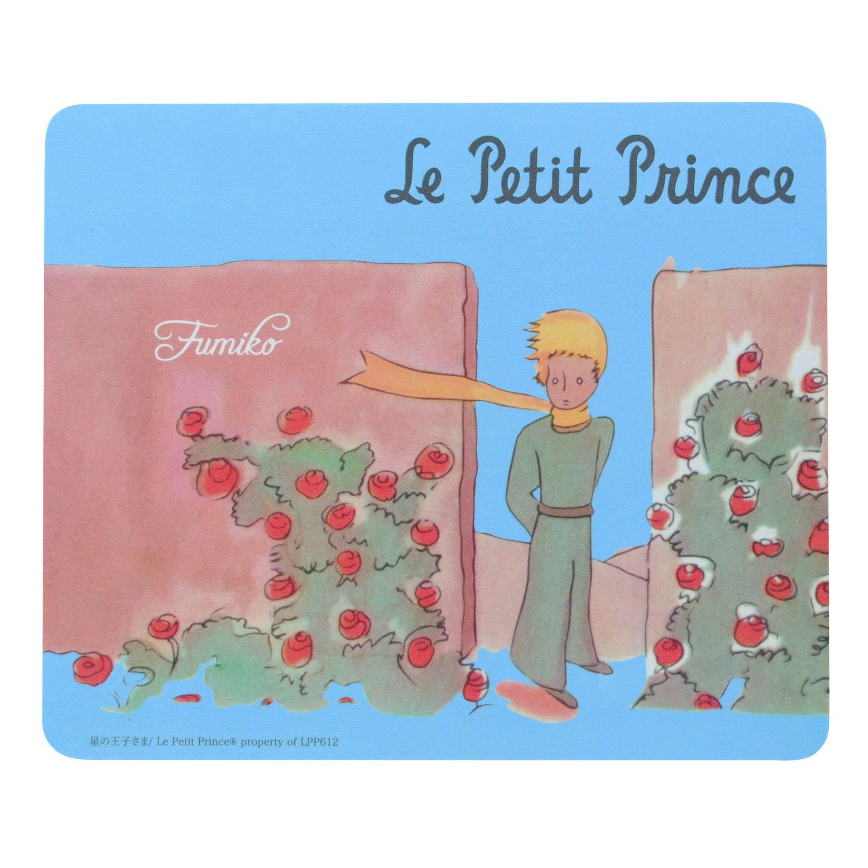 名入れダイカットマウ バラの庭の王子
