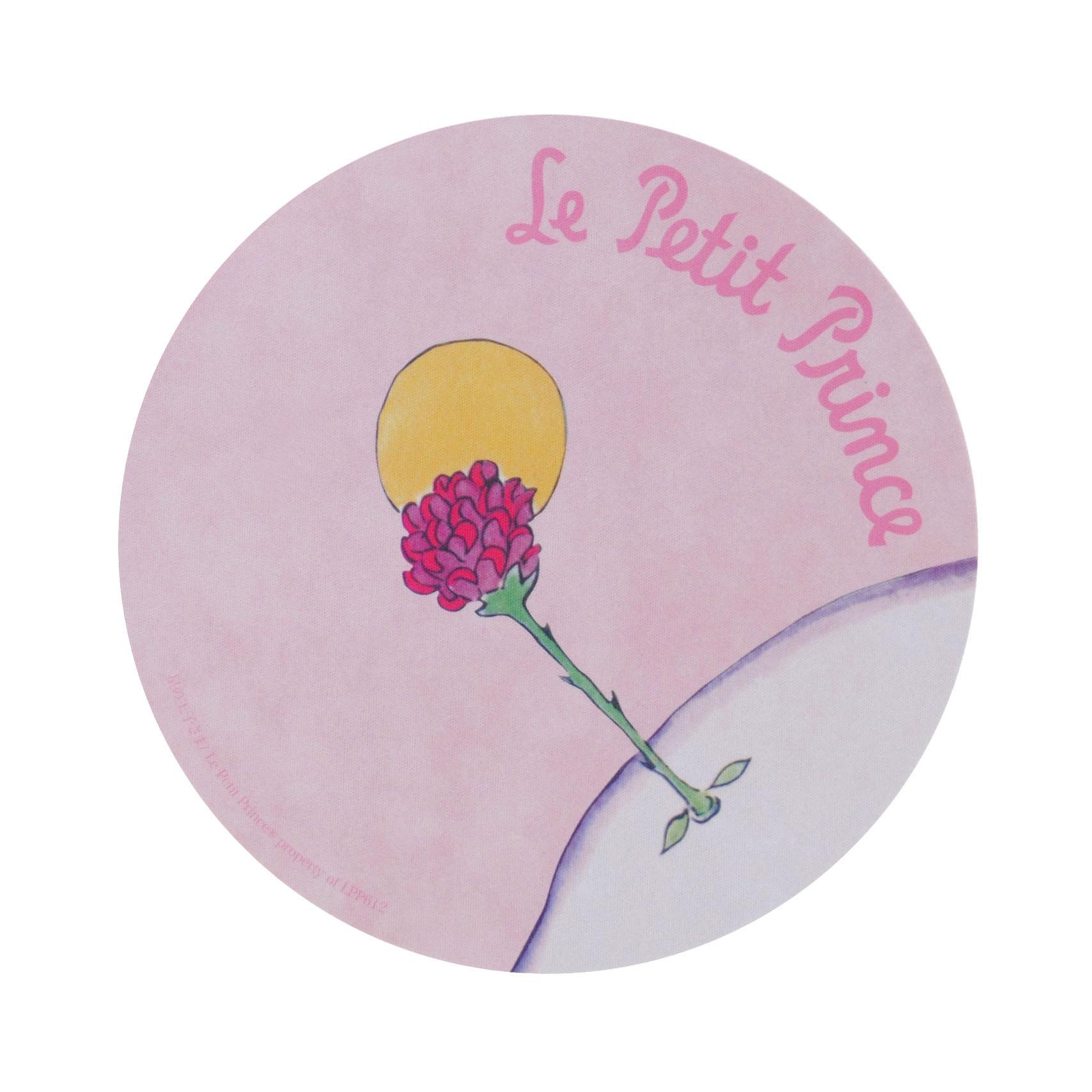 ダイカットマウス バラの花(ピンク)