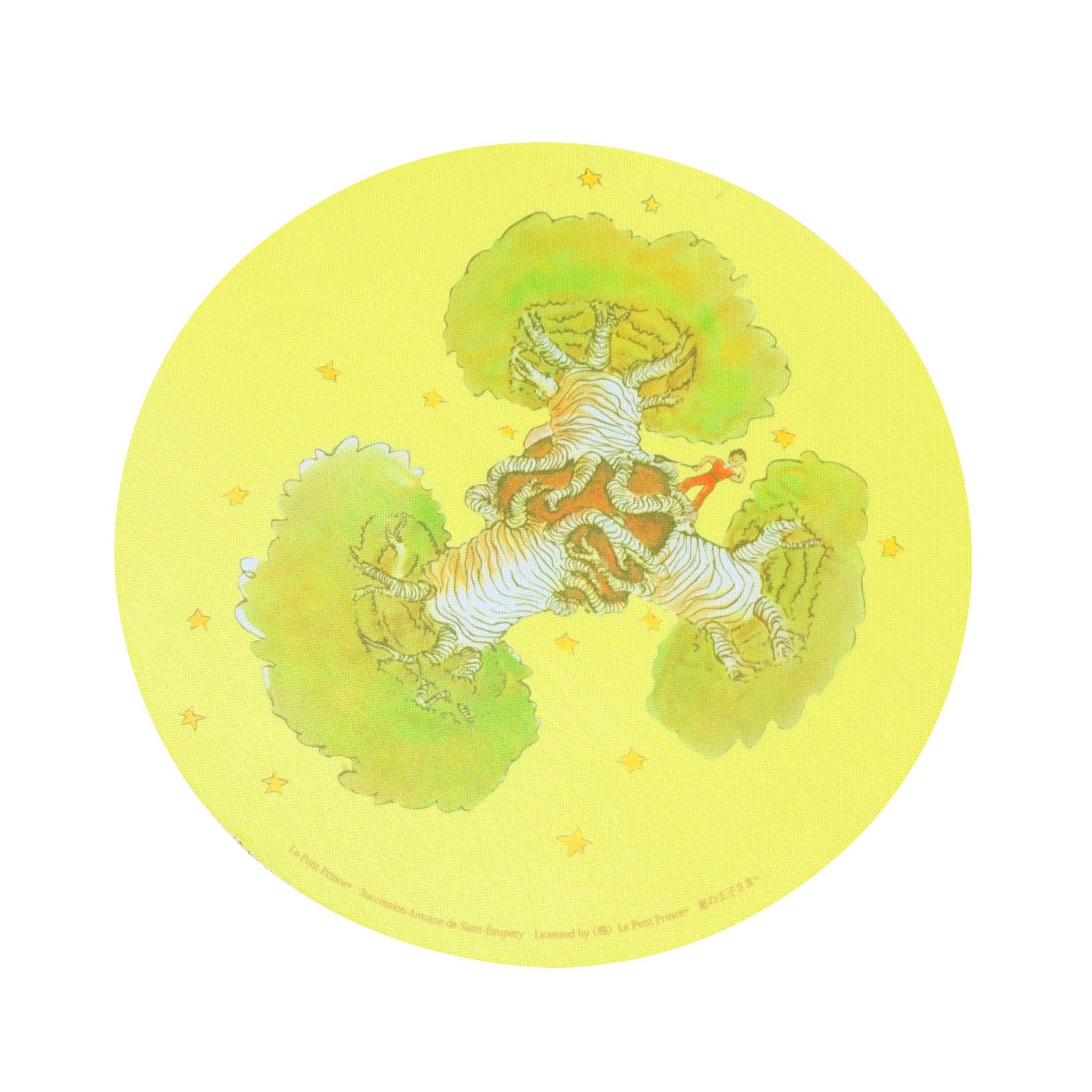 ダイカットマウスパッド バオバブの木