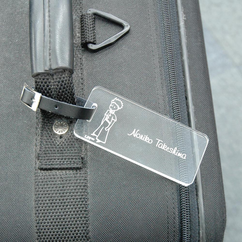 スーツケースなどに