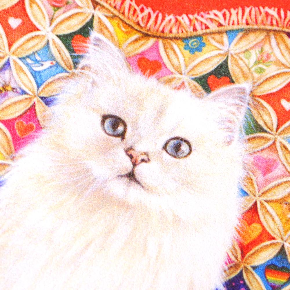 可愛い猫チャーム