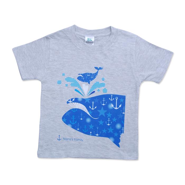 ペア(トリプル) おやクジラこクジラ