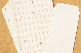 阿波和紙便箋セット 和箋