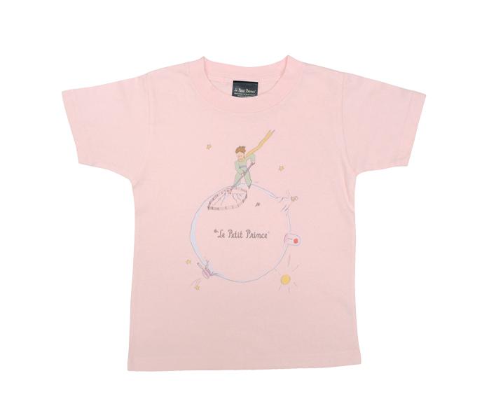 KIDS Tシ すすはらい(ピンク)