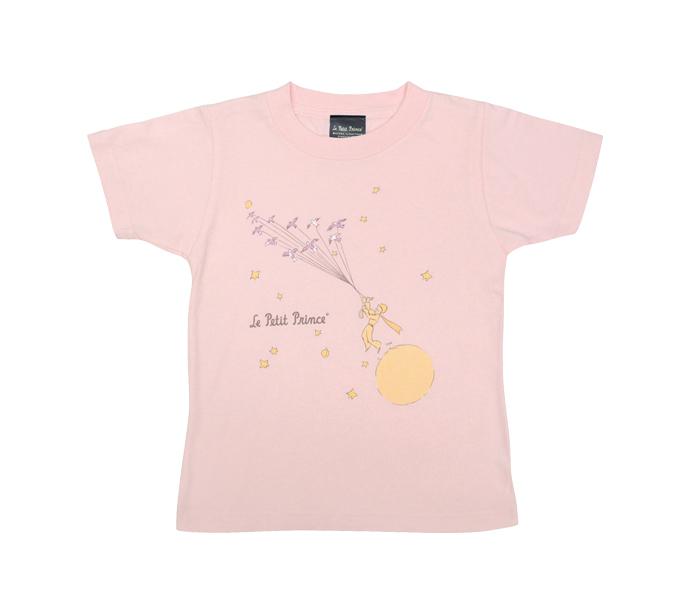 KIDS 地球に向かう王子(ピンク)