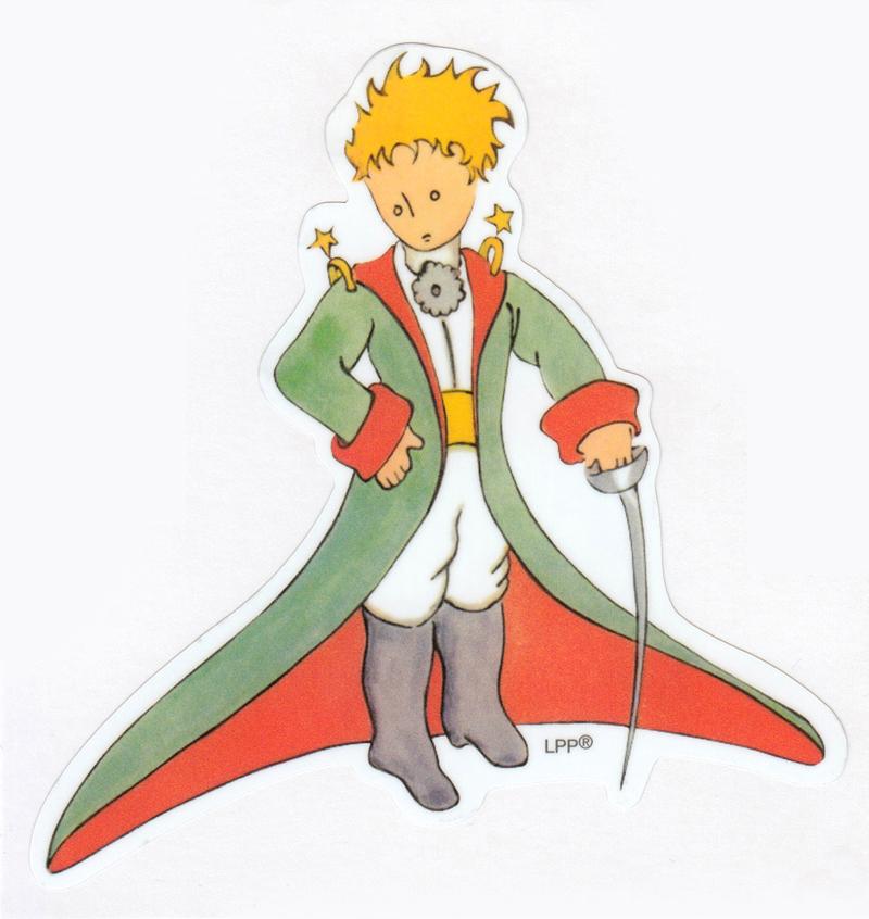 耐水加工ラミネート  正装の王子さま