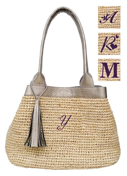 マイブランド ラフ 刺繍糸:パープル