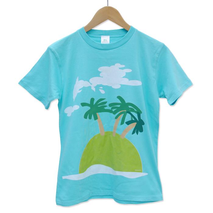 ペア(トリプル 小さなヤシの木の島で