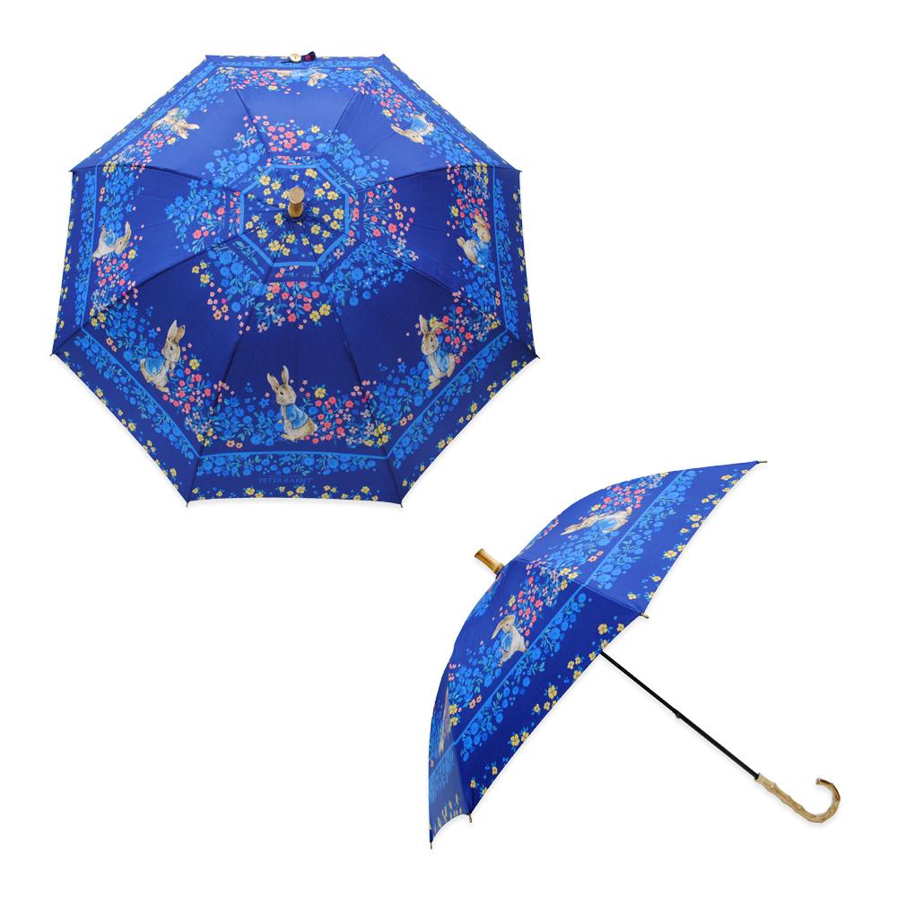 UVカット晴雨兼用長傘-ピーターラビ