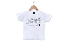 KIDS Tシャツ サン=テグジ 白