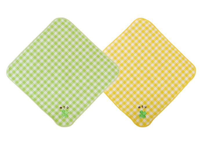 ディアカーズ お名前刺繍キ 黄緑・黄