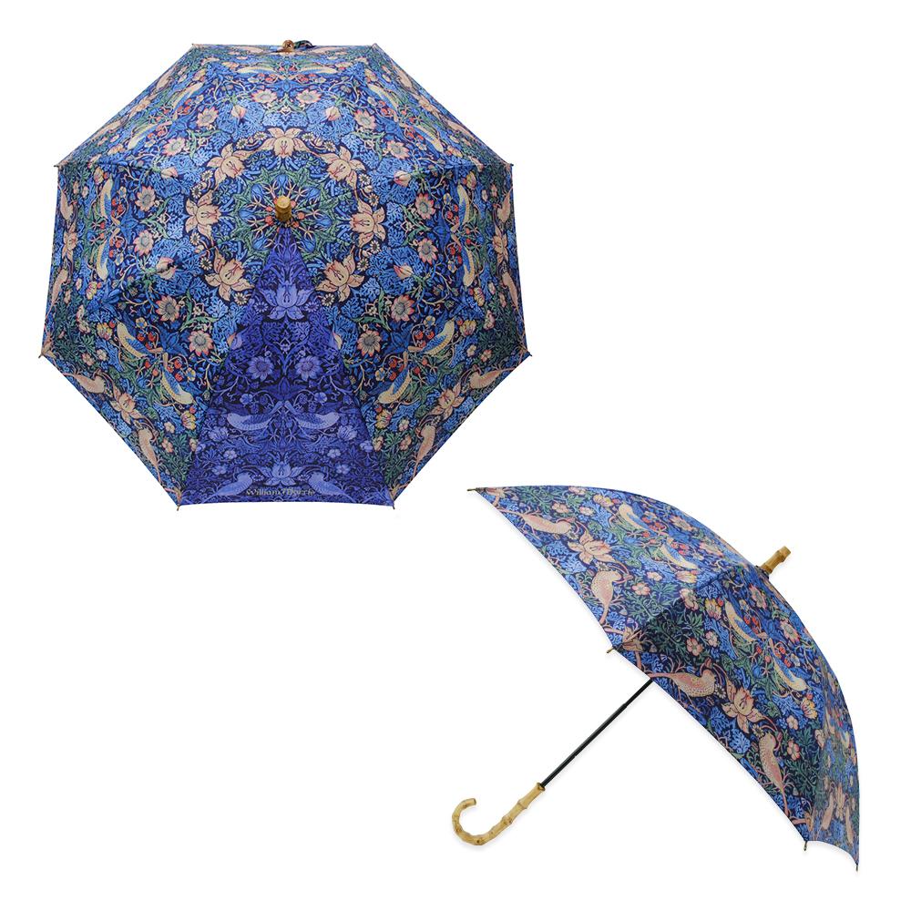 UVカット晴雨兼用長傘-ウィリアム・