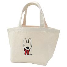 ディアカーズ刺繍トートバッグ(S)-リサとガスパール
