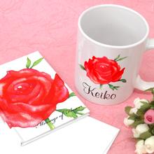マグカップ+メッセージブック Dear Mother