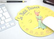 名入れダイカットマウスパッド -星の王子さま-