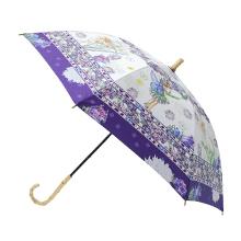 UVカット晴雨兼用長傘-フラワーフェアリーズ