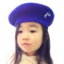 ディアカーズ キッズイニシャルベレー帽