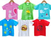 ペア(トリプル)Tシャツ 単品(子供向け:110〜160サイズ)