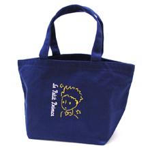 ディアカーズ刺繍トートバッグ(S)-星の王子さま