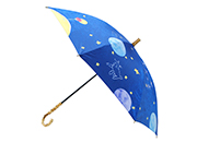 UVカット晴雨兼用長傘-星の王子さま