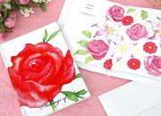 メッセージブック Message of Flower