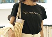 あなたの好きな言葉でつくる マイロゴTシャツ