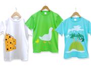 ペア(トリプル)Tシャツ 単品(大人向け:160〜Lサイズ)