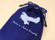 カラー巾着袋-サン=テグジュペリ