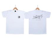 両面デザイン Tシャツ サン=テグジュペリ